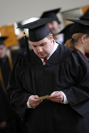 VU Graduation Fall 2008