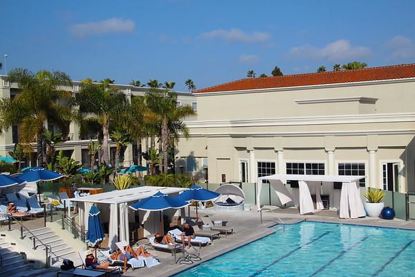 Balboa Bay Resort, Newport Beach California