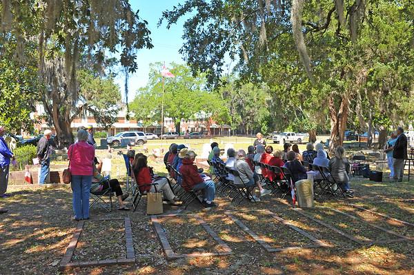 OGCS Annual Meeting and UDC Iron Cross Dedication 05-06-17