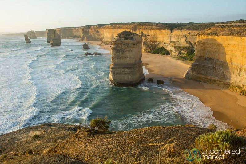 12 Apostles at Dusk - Great Ocean Road, Victoria, Great Ocean Road