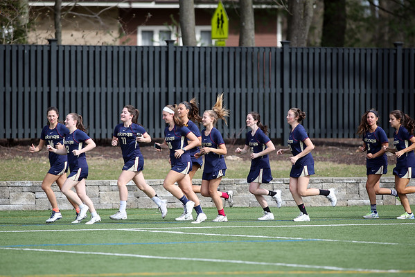 Varsity Girls' Lacrosse vs. Cheshire 3/31/16