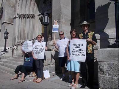 #TimesUp: Catholics Demand Truth