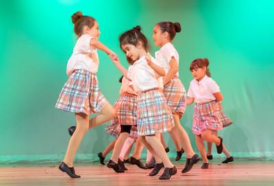 #10 Irish Dance by Kindergarten & 1st Grade