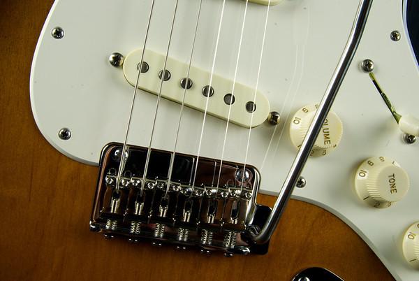 20th Anniversary RC #3126 Two Tone Burst
