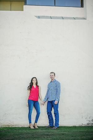 Katelyn and Corey