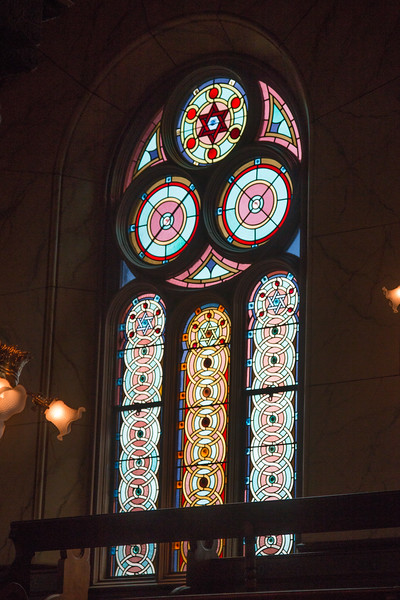 Eldridge Street Synagogue/ The Museum at Eldridge Street, Lower East Side, NYC