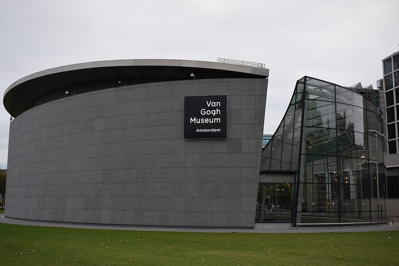 Van Gogh Museum - 3 Days in Amsterdam Itinerary