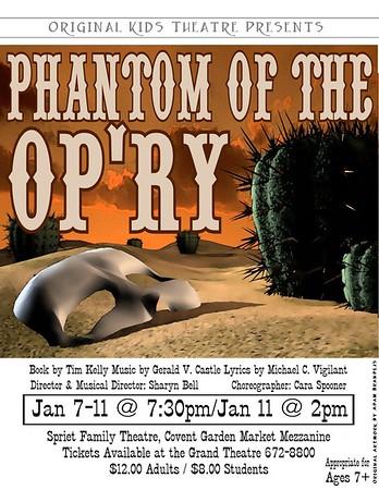 Fall 2002 - Phantom of the Op'ry