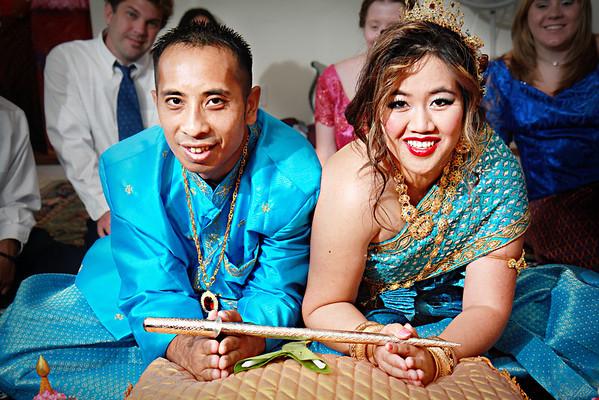 Linda & Sai's Wedding