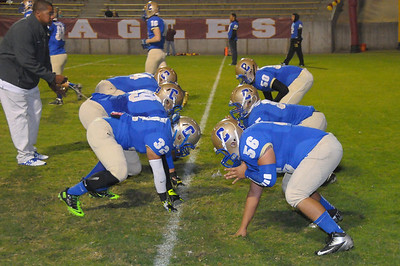 CHS Varsity Football2013