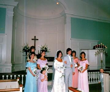 1985 06-15 Derryl's wedding