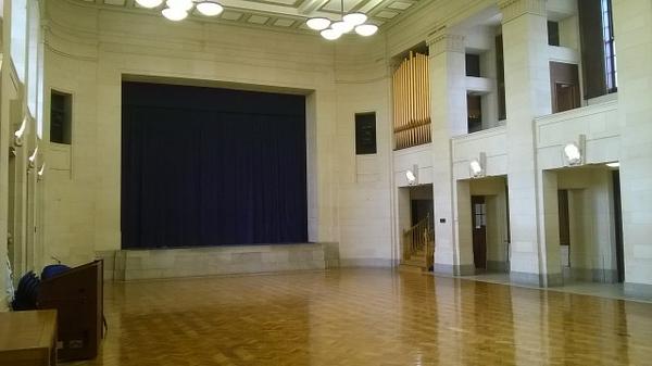 Trent, Great Hall