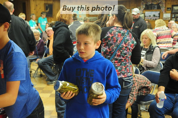 Crow River supper & auction 10-13