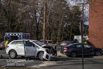 02/15/2019, MVC, Millville City, Cumberland County NJ, Harrison Ave. and Buck St.