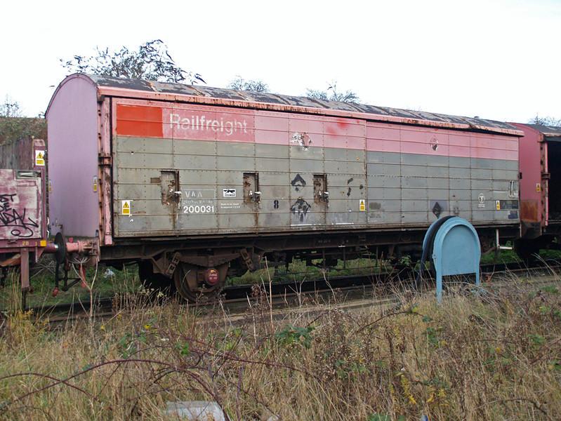 VAA 200031 Old Oak Common 20/12/08