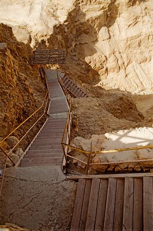 Masada, Dead Sea and Jericho