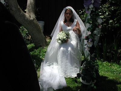 Lori's Wedding - May 5, 2001