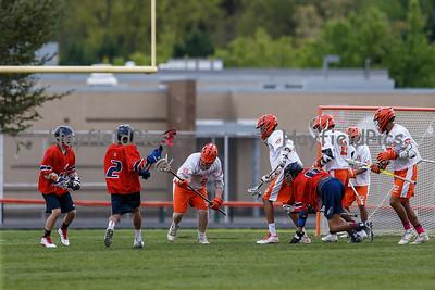 Boys JV Lacrosse v Edison 5/1/15