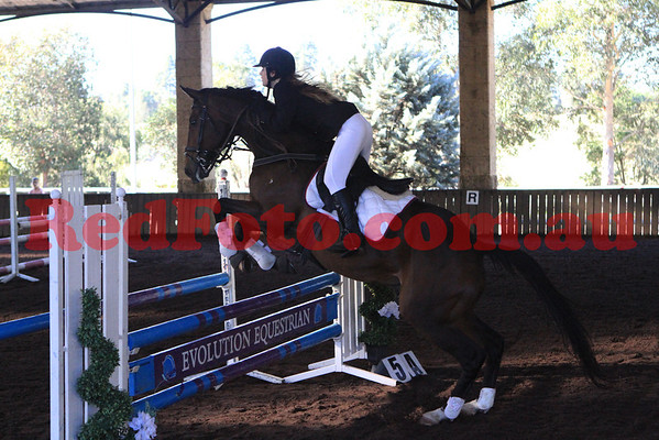 Swan River ShowJumping March