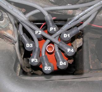 280SE 4.5 Ignition System