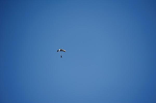 Fabien Sky Diving Sept 11 2011