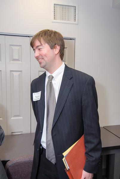 NBA Reception for Gigi Woodruff 2008