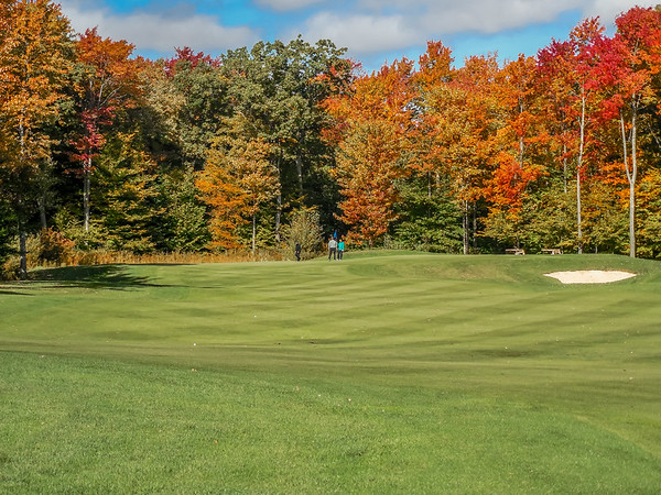 Jack Frost National GC, Blakeslee, PA 10/12/16