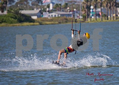 Kite Surfing Rockport 8-3-2012