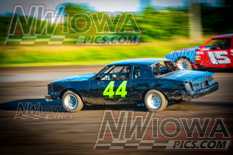7/7/2017  With Wissota Late Models