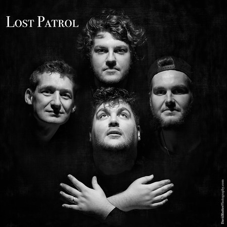 Lost Patrol ; the Black & White File