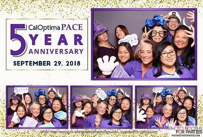 CalOptima PACE 5 Year Anniversary