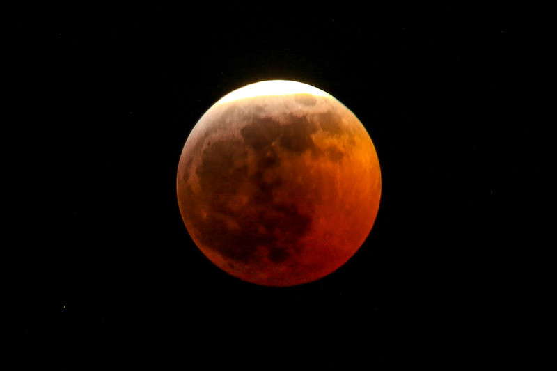 Blood Moon - Jan 20 - 2019
