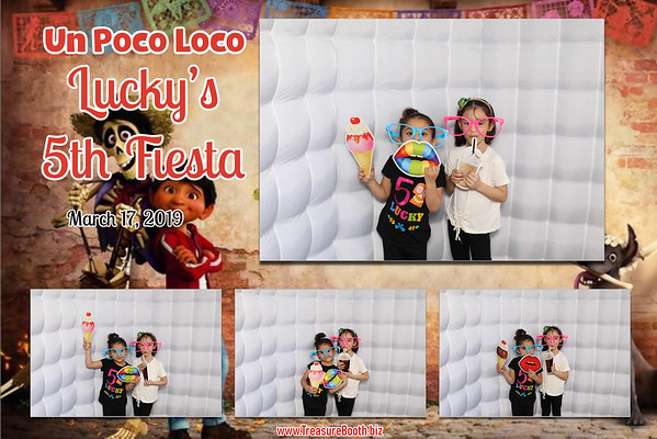 Lucky's 5th Birthday