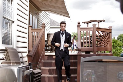 Prom Night  Pictures at Whipple Home