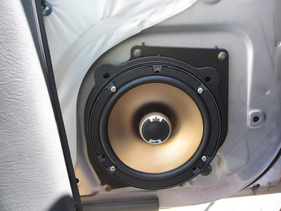 1998 Acura CL Front Door Speaker Installation - USA