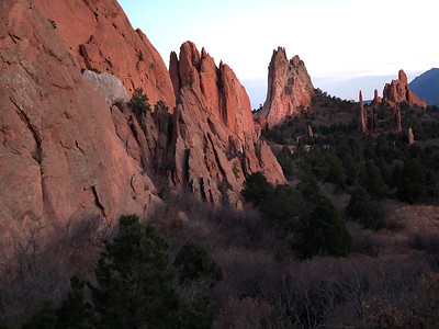 Garden of the Gods, Colorado Springs CO