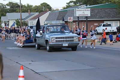 Homecoming: Friday Parade 2016