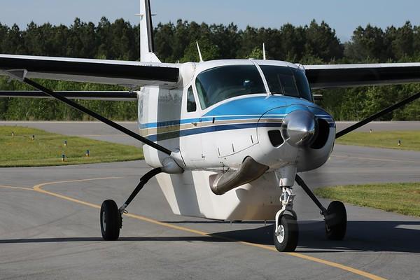 "Avion Capitol 1999 Cessna 208 ""Caravan"", Norfolk, 02May19"