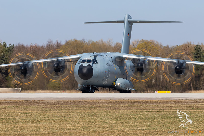 Germany Air Force / A400M / 54+15