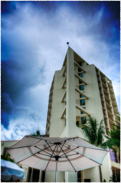 Taken from my back looking up!!! Its a 5 shot HDR-- There was a storm around us.. D300  Tamron 18-270VC F11 @ 1/400   Iso 200