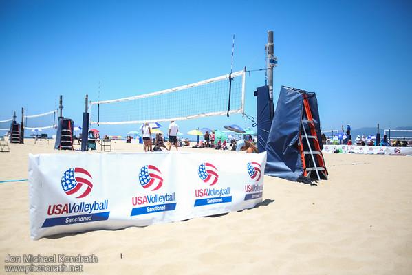 USAV Beach Volleyball
