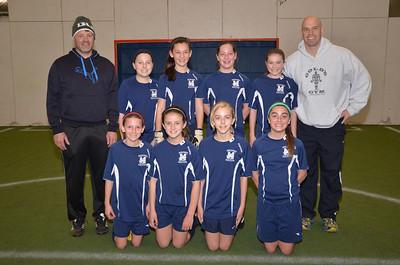 2012-13 Medway U12 Indoor