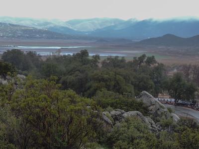 Lake Morena 4-05-2014