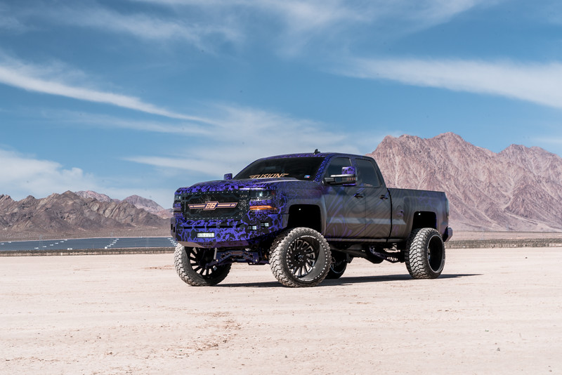 @tonymaraney 2016 @Chevrolet Silverado1500 24x16 featuring our #SWITCH from our Special Force Series wrapped in 35x15.50r24 @furyoffroadtires-22.jpg