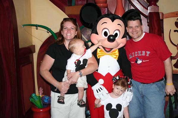 Disney Through the Years!
