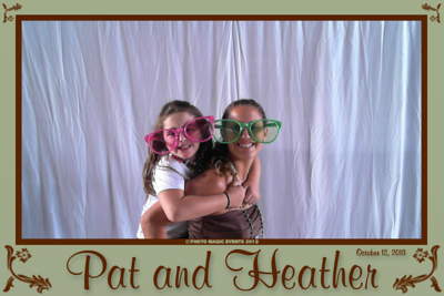 Pat and Heather 2013