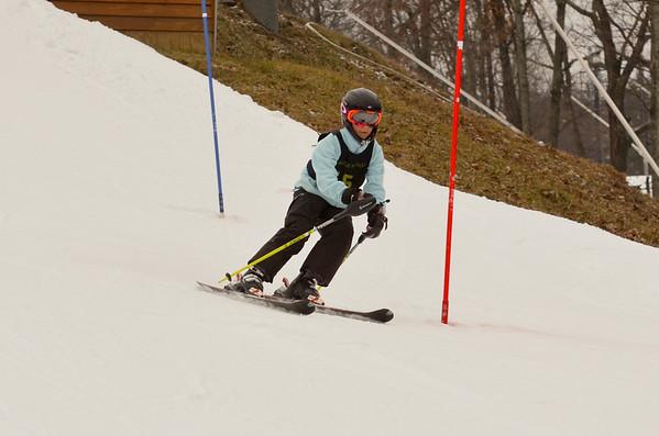 2012 Bryce SL J3-5 Alpine Ski Race