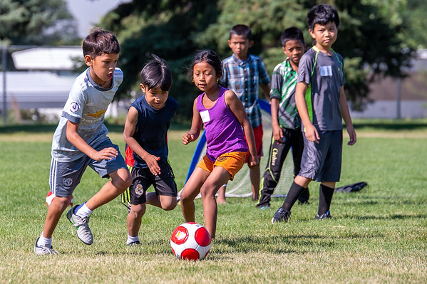 Soccer Without Borders - Greeley - Summer Camp - 20180710