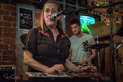 Blues Roulette w/ Fiona Boyes @ The Catfish: Dec 5th