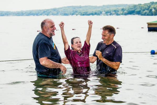 2014 Baptisms - Lake Geneva